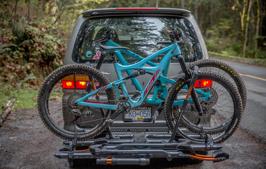 Where Is It Better To Place The Hitch Bike Rack